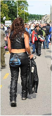 Nice leathers!