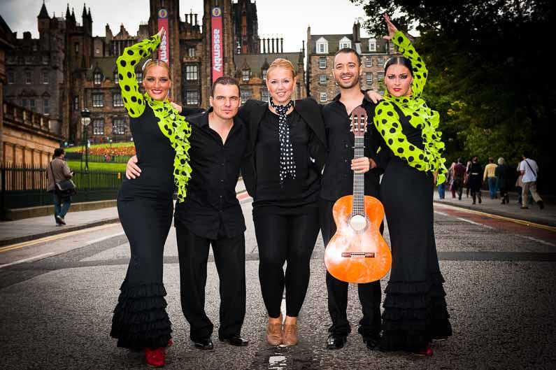 PR Photographer Edinburgh – Taste of Spain 2011