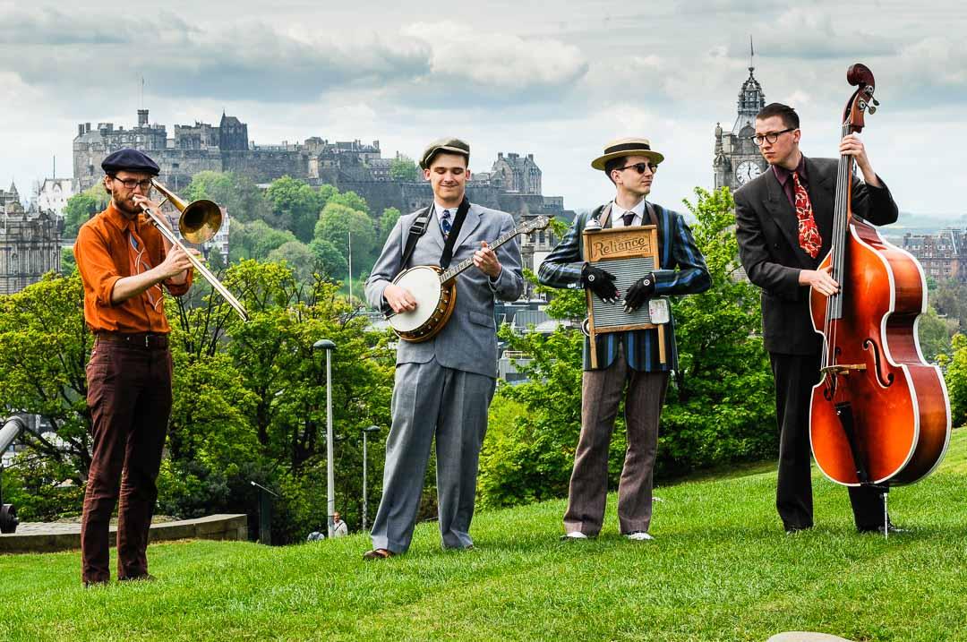 Edinburgh Jazz Festival 2014