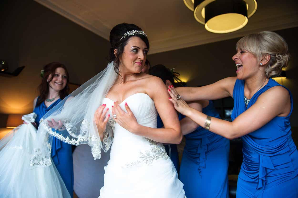 Wedding Photography Edinburgh Mansfield Traqauir