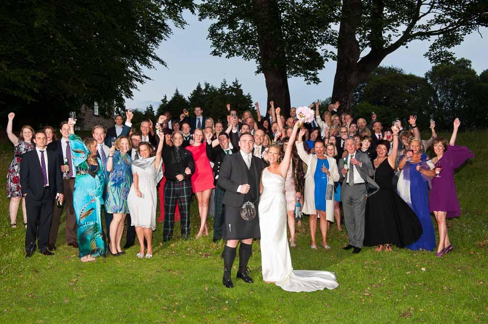 Wedding Photography Botanic Gardens Edinburgh