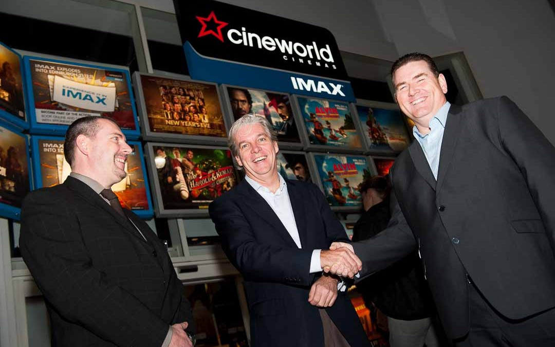 Cineworld IMAX comes to Edinburgh with Mission Impossible: Ghost Protocol