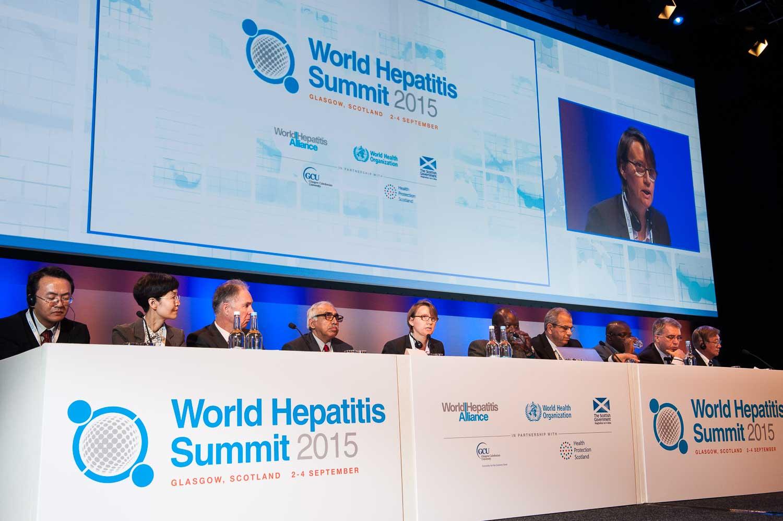 World Hepatitis Summit Glasgow 2015