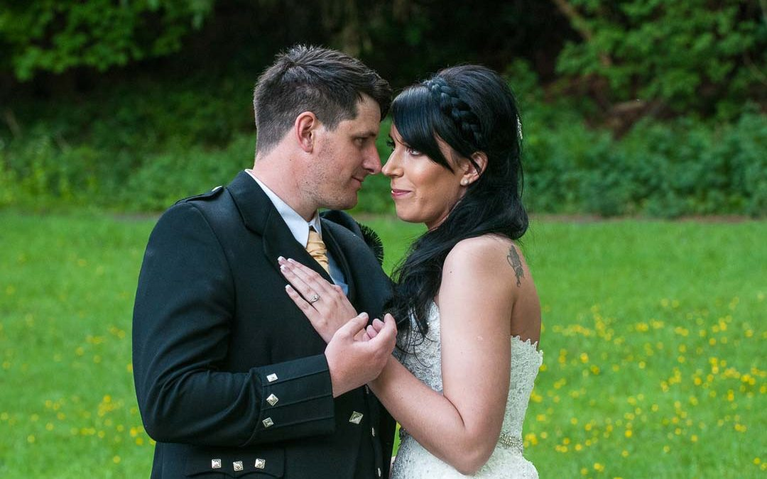 Wedding Photography Melville Castle – Michaela and Sean