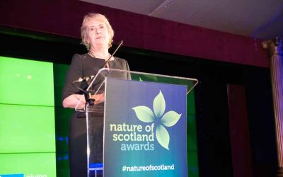 Nature of Scotland Awards 2016 Edinburgh – RSPB