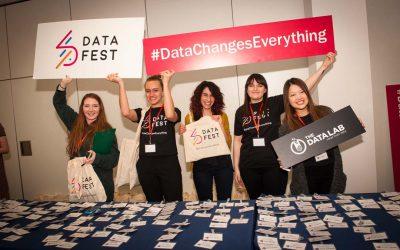 Data Talent 2017 Conference at BT Murrayfield Edinburgh