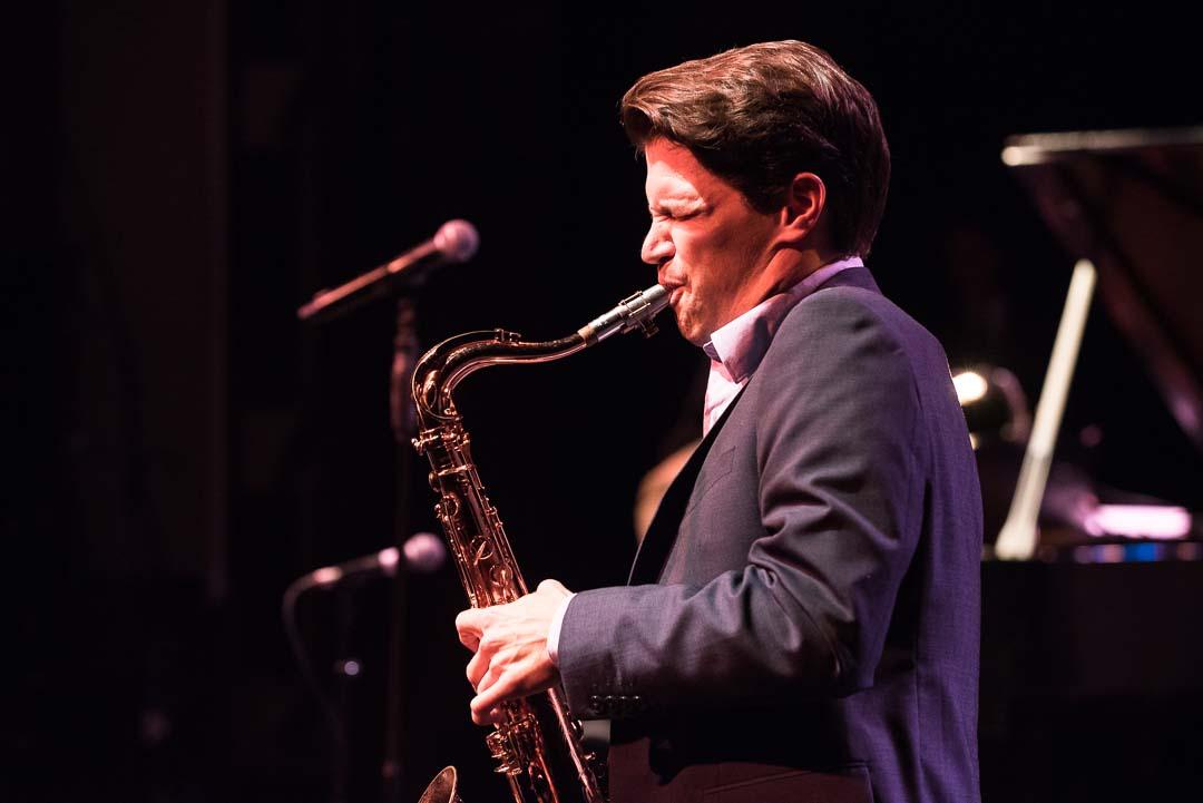 Jazz musician Edinburgh
