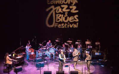 Photographs Jazz Centenary Gala Concert Edinburgh 2017