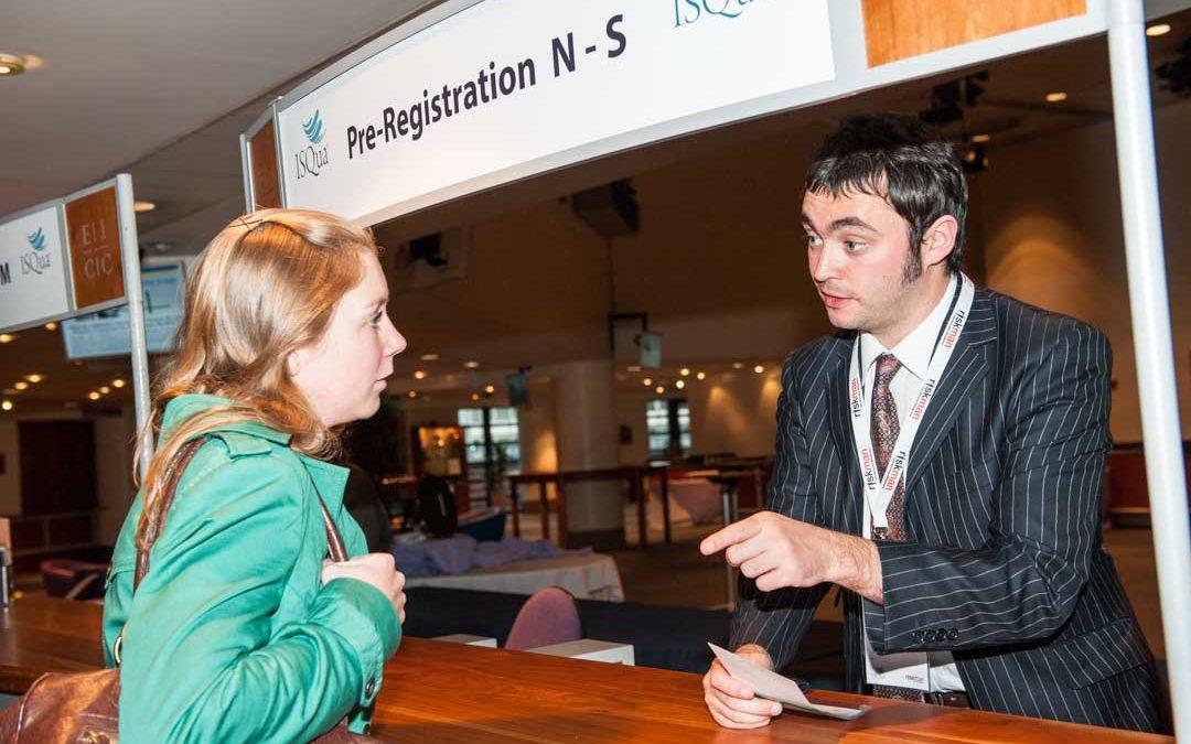 ISQUA Conference – photography Edinburgh