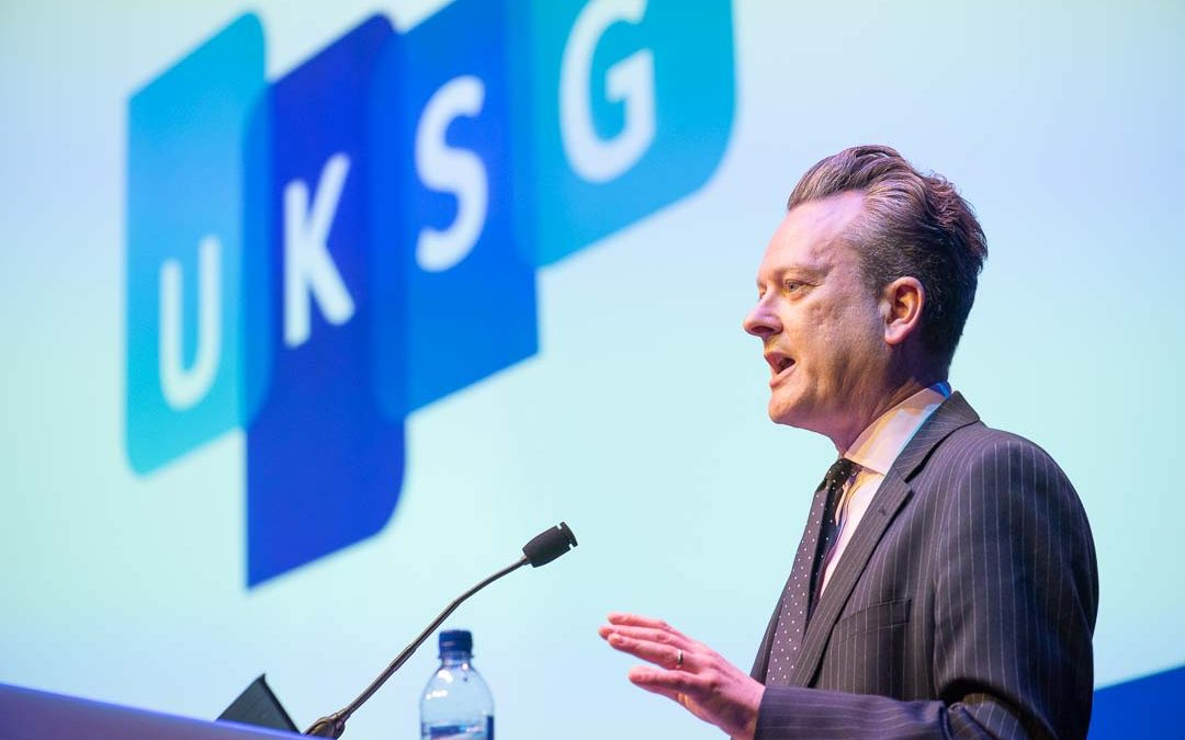UKSG Conference at SEC Glasgow 2018 – Photographer